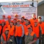 Essex Youths Pheasant Hunt