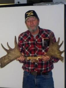 Moose Rack Entry