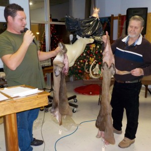 Learning How to Prepare a Deer