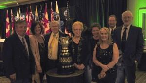 OFAH Mary Pickford Trophy Winners